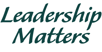 Leadership Matters logo