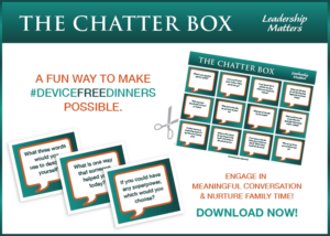 chatterbox activity