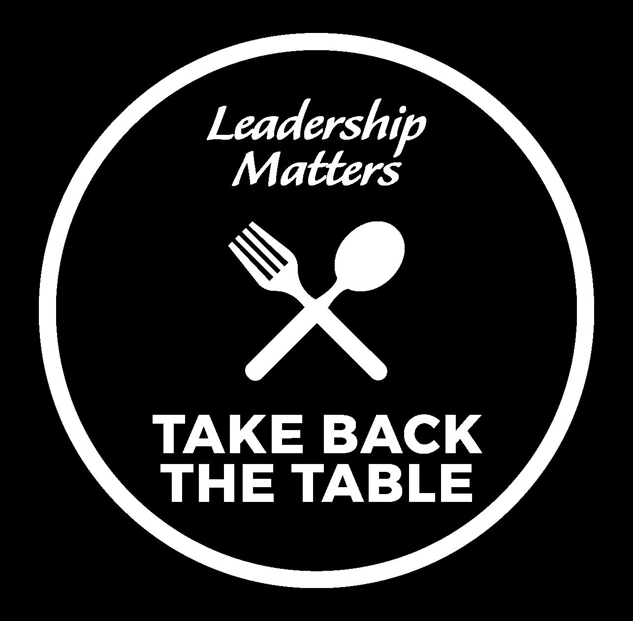 Take Back the Table logo